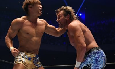 NJPW G1 Climax 28 Results (8/11) Day 18 - Kenny Omega vs. Kota Ibushi
