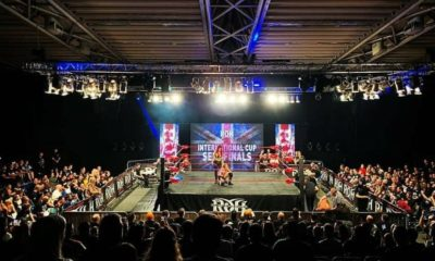 ROH Honor Reunited - Doncaster (Day 2) Results: International Cup Semi Final