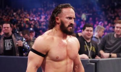 Neville no longer under contract with WWE