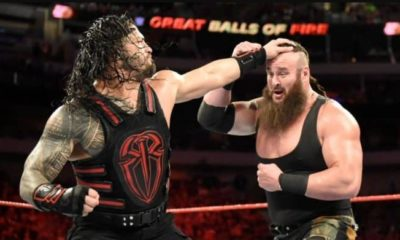 Reigns vs. Strowman on September 1 in Shanghai: What does this mean?