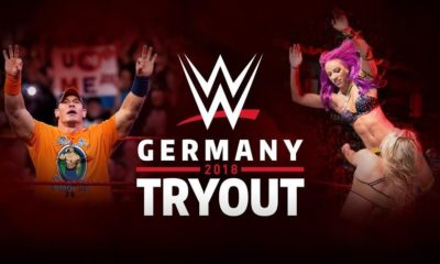 WWE Launches a Tryout for Europeans in 2018