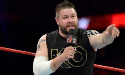Kevin Owens Soon Accompanied by a Very Popular Manager?