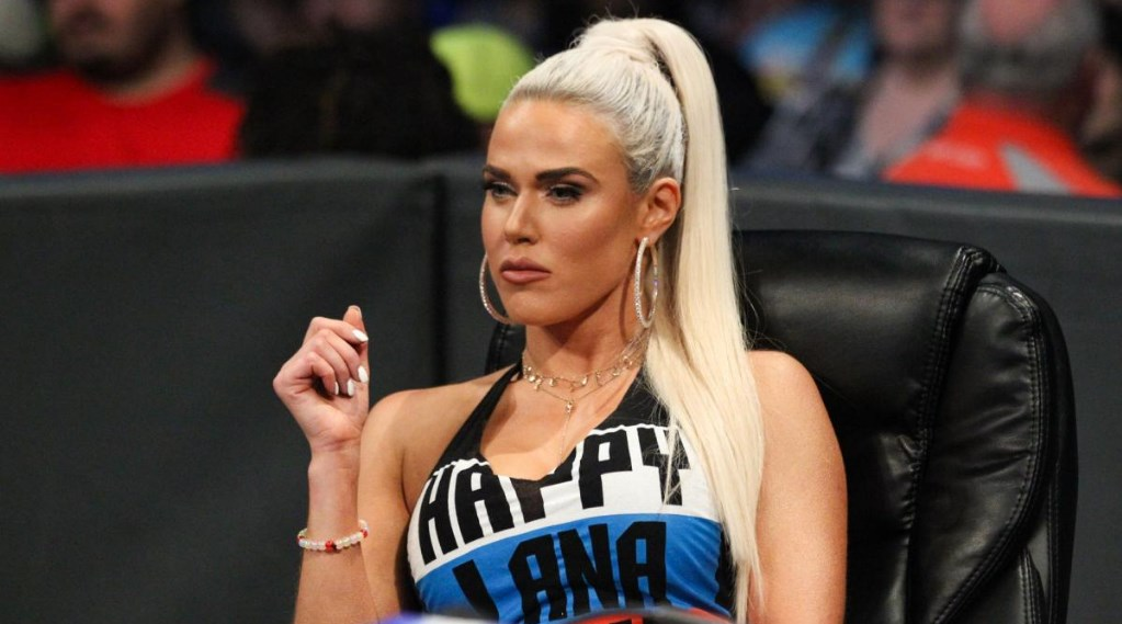 Lana Criticizes her Physical Appearance in the WWE 2K19