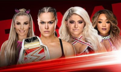 WWE Monday Night Raw September 10, 2018 Preview