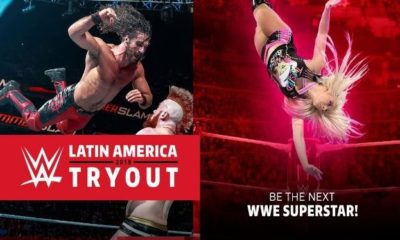 WWE Will Make The First Latin American Tryout in Chile
