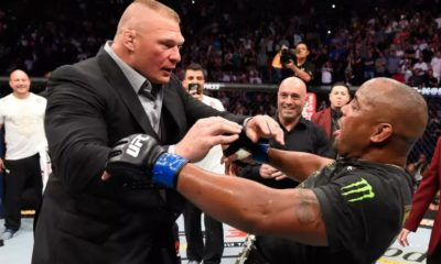 Brock Lesnar's situation in UFC - WWE discarded?