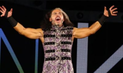 Did Matt Hardy Officially Announce his Retirement During a Live Event?