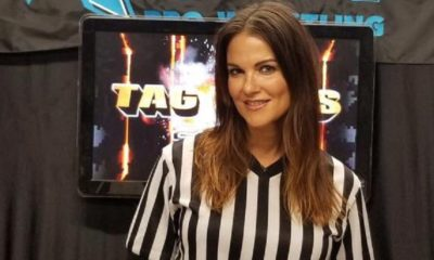 Lita Makes Surprise Appearance at an MCW Event