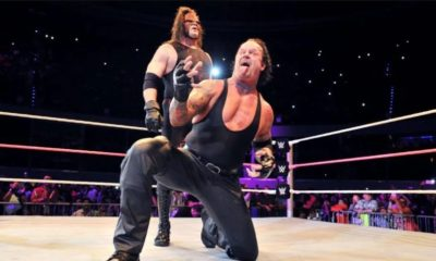 The Undertaker will team up with Kane?