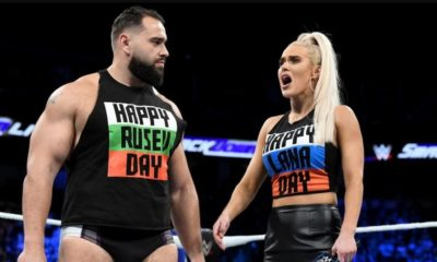 A Separation for the Couple Lana and Rusev?