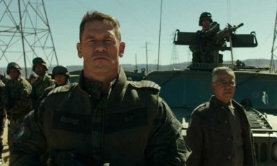 Trailer of John Cena in Bumblebee
