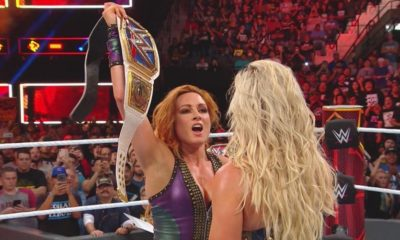 Becky Lynch Becomes SmackDown Women's Champion at WWE Hell in a Cell