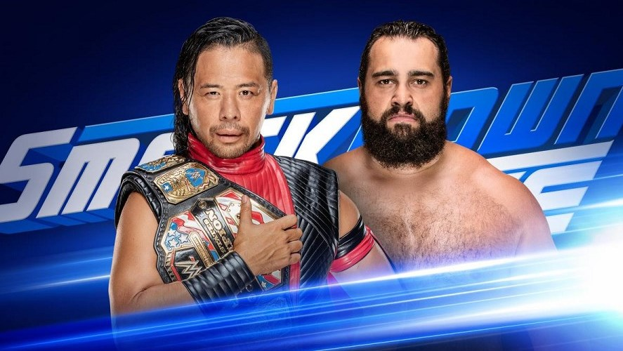 WWE SmackDown Live September 18, 2018 Preview