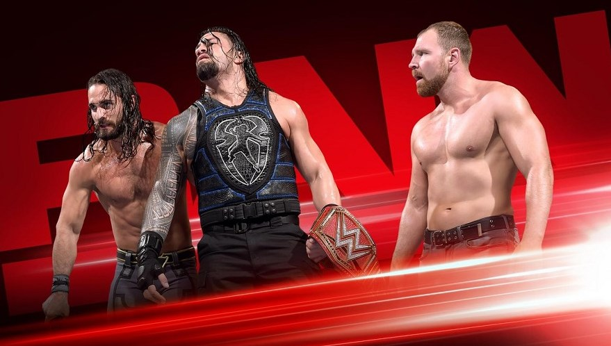 WWE Monday Night Raw September 24, 2018 Preview