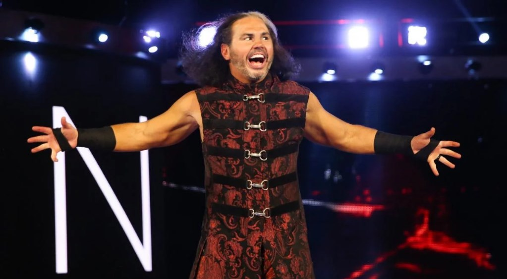 "Matt Hardy, New WWE 205 Live General Manager? 205...""I'm Coming"""