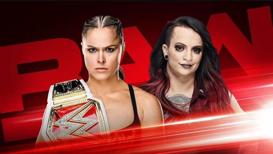WWE Monday Night Raw October 1, 2018 Preview