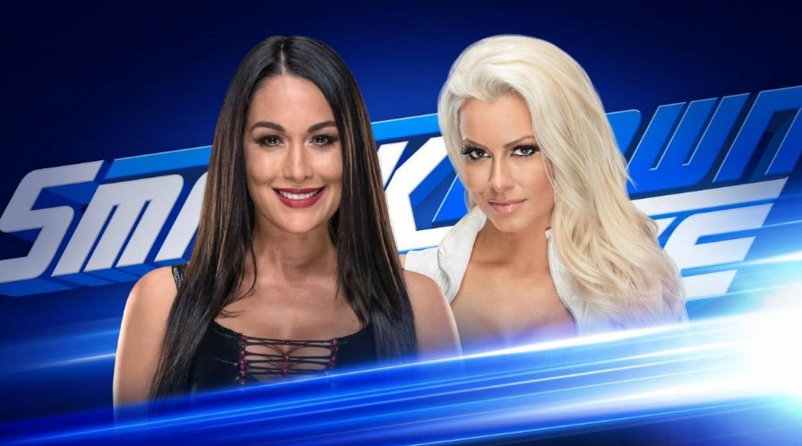 WWE SmackDown Live September 11, 2018 Preview