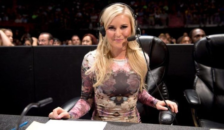 Renee Young will be a Full-time RAW Commentator