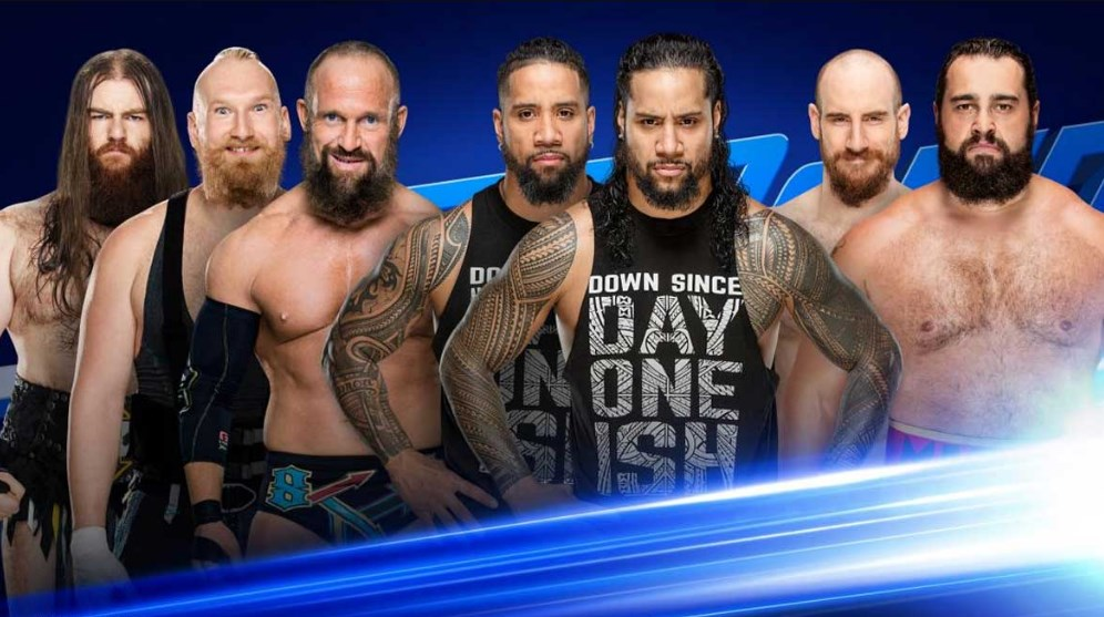 WWE SmackDown Live September 4, 2018 Preview
