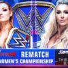 Becky Lynch and Charlotte Flair will Contest a Rematch at WWE SmackDown Live