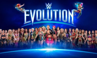 WWE Evolution: what will be the Main Event?