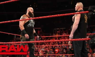 Brock Lesnar Attacks Braun Strowman, Bobby Lashley will Replace John Cena in the WWE World Cup