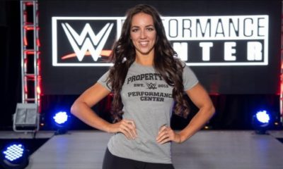 Chelsea Green Signs with WWE