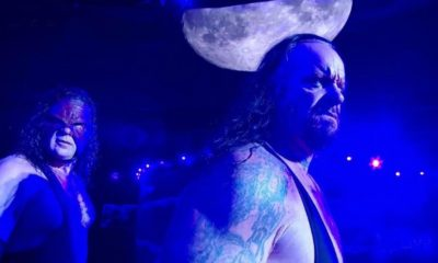 The Undertaker and Kane Return to Attack Triple H and Shawn Michaels
