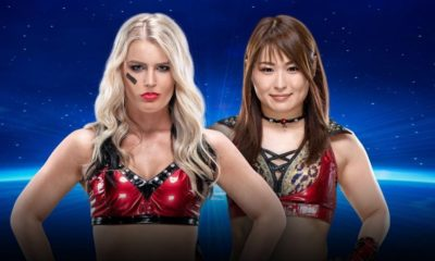 WWE Evolution: Toni Storm vs Io Shirai Set for the Mae Young Classic final