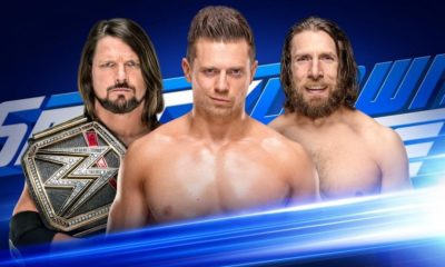 WWE SmackDown Live October 9, 2018 Preview