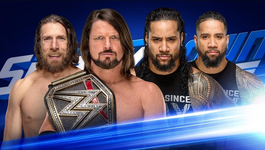 WWE SmackDown Live October 23, 2018 Preview