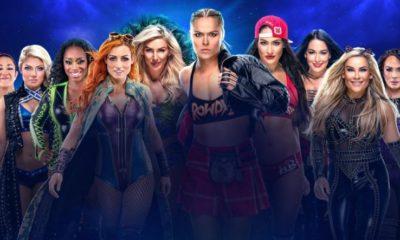 WWE Evolution Poster Revealed