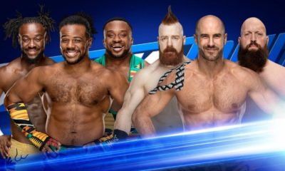 WWE SmackDown Live October 30, 2018 Preview