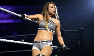 ROH Offers a Contract to Tenille Dashwood