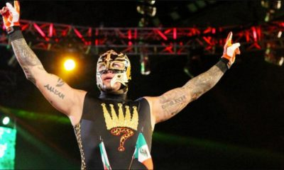 Rey Mysterio, Vickie Guerrero and Teddy Long Confirmed for the SmackDown 1000 show