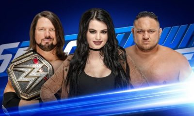WWE SmackDown Live October 2, 2018 Preview