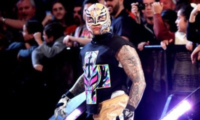 WWE Confirms Rey Mysterio's Return to Smackdown 1000