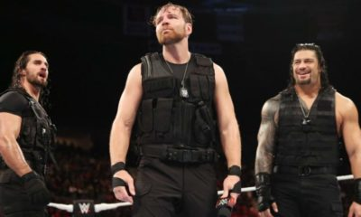 Dean Ambrose in Doubt with the Shield, What's Gonna Happen?