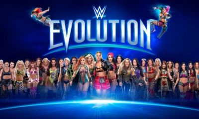 WWE Evolution: Matches, Card, News