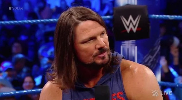 AJ Styles renegotiates his contract with WWE!