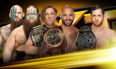 WWE NXT November 14, 2018 Preview