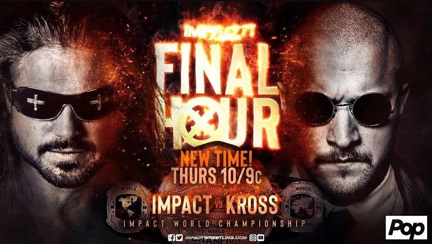 """Impact Wrestling """"Final Hour"""" November 8, 2018 Preview"""
