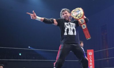 Kenny Omega wants to face a WWE champion