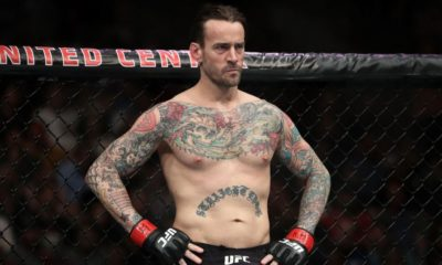 CM Punk now commentator in MMA