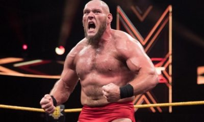 Lars Sullivan will debut on WWE's main roster very soon