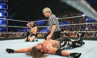WWE MMC: AJ Styles replaced after losing to Smackdown Live