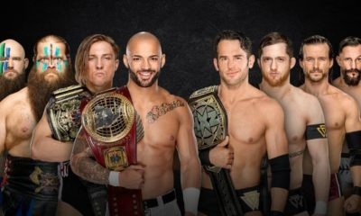 Undisputed Era will face Pete Dunne, Ricochet and War Raiders in NXT TakeOver: WarGames