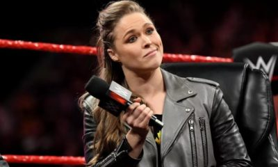 FOX wants Ronda Rousey as SmackDown superstar