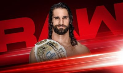 Seth Rollins will defend the Intercontinental Championship on Monday Night Raw
