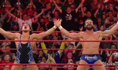 Bobby Roode and Chad Gable will be the captains of the RAW tag teams in WWE Survivor Series